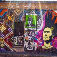 taller siqueiros, murales, oaxaca, Хуахуапан-де-Леон