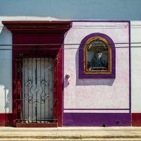 4a calle de abasolo, oaxaca, Хуахуапан-де-Леон