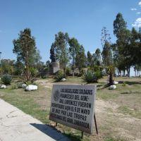 Plaza civica 5 de mayo, Ицукар-де-Матаморос