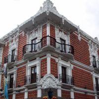 ESQUINA CASA DE ALFEÑIQUE, PUEBLA, PUEBLA, Ицукар-де-Матаморос