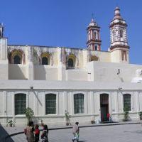 San Juan De Dios, Ицукар-де-Матаморос
