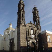 20090820-CDLX-Iglesia de San Cristóbal, 4 Norte y 6 Oriente-Puebla de Zaragoza, Ицукар-де-Матаморос