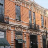 Edificio poblano., Ицукар-де-Матаморос