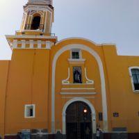 Iglesia en Juan de Palafox y Mendoza, Ицукар-де-Матаморос