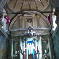 Parroquia del Santo Angel Custodio de Analco, Ицукар-де-Матаморос