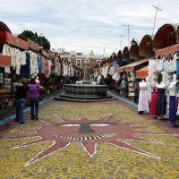 Mercado El Parian, Ицукар-де-Матаморос