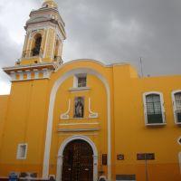 Templo de San Roque, Пуэбла (де Зарагоза)