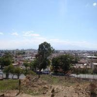 Vista de Puebla desde el fuerte de Loreto, Пуэбла (де Зарагоза)