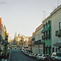 Calle Dos Oriente, Пуэбла (де Зарагоза)