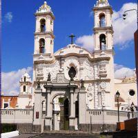Iglesia de la Cruz, Пуэбла (де Зарагоза)