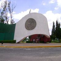 Bandera Monumental, Пуэбла (де Зарагоза)