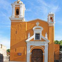 24-08-2010 Capilla del Cireneo Puebla, Pue. by Esteban M. Luna (esmol)., Пуэбла (де Зарагоза)