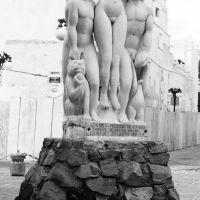 24-08-2010 Genesis, Barrio del Artista, Puebla, Pue. by Esteban M. Luna (esmol)., Пуэбла (де Зарагоза)