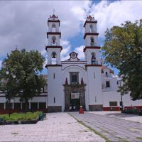 Iglesia Angel Custodio  Puebla Puebla By Mel Figueroa, Пуэбла (де Зарагоза)