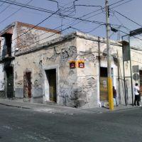 Esquina 18 oriente y 5 de mayo, Пуэбла (де Зарагоза)