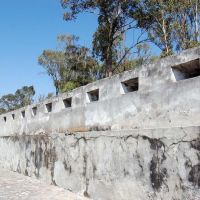 Fuerte Loreto troneras, Пуэбла (де Зарагоза)