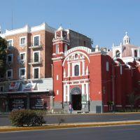 Templo de Dolores, Пуэбла (де Зарагоза)
