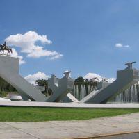 Monumento Zona de los Fuertes, Пуэбла (де Зарагоза)
