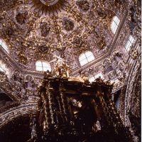 Puebla - cupola di San Domenico, Техуакан