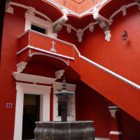Casa de Alfeñique, Техуакан