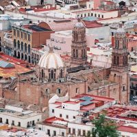 Zacatecas, Zac., Закатекас