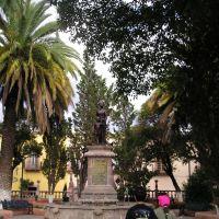 Monumento a la madre, Закатекас