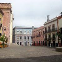 Plaza de Miguel Auza, Zacatecas, Закатекас