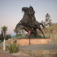 Viva Pancho Villa, Закатекас