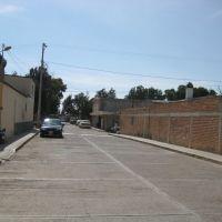 por las calles del ojo, Сан-Мигель