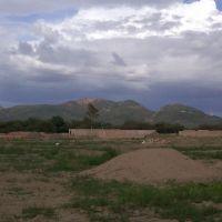Vista a los cerros de Ojocaliente., Сан-Мигель