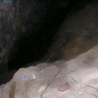 Interior de la mina del Eden, Сомбререт