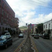 Calles de Zacatecas, Сомбререт