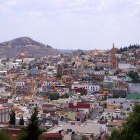 City View Zacatecas Mexico, Сомбререт