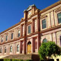 Centro Cultural de la Cd. de Zacatecas., Сомбререт