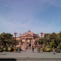 Plaza de Armas, San Luis Potosí, Матехуала