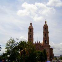 Santuario de Guadalupe San Luis Potosi, Матехуала