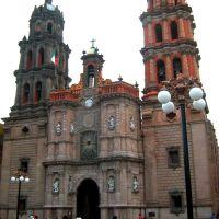 CATEDRAL, Матехуала
