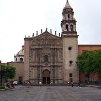 TEMPLO DEL CARMEN, SAN LUIS POTOSÍ, S.L.P., Матехуала