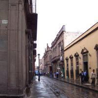 CALLE DIAZ DE LEÓN Y FRANCISCO I. MADERO, SAN LUIS POTOSÍ, S.L.P., Матехуала
