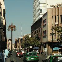 Calle Venustiano Carranza, Матехуала