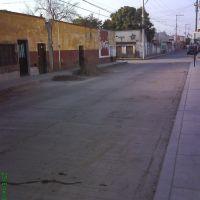 calles del centro, Риоверде