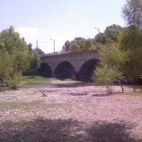 El Rio Verde, puente Julian de los Reyes, Риоверде