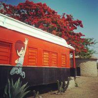 Vagón del Ferrocarril, Риоверде