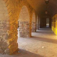 arcos de la plaza aranzazú, Сан-Луис-Потоси