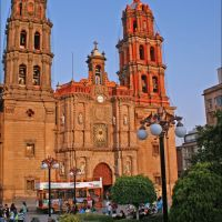 Catedral San Luis Potosi By Mel Figueroa, Сан-Луис-Потоси