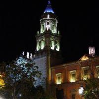 Plaza del Carmen, Сан-Луис-Потоси