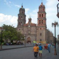Catedral de San Luis Potosi, Сан-Луис-Потоси