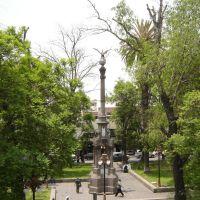 Monumento a los Héroes de la Independencia at San Luis Potosi, Сбюдад-де-Валлес