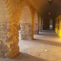 arcos de la plaza aranzazú, Сбюдад-де-Валлес