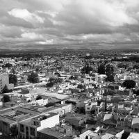 Vista parcial de San Luis Potosí, Сбюдад-де-Валлес